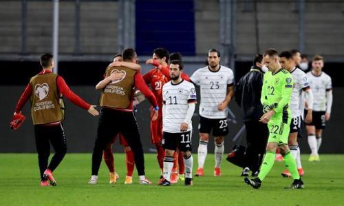 Jerman vs Makedonia Utara