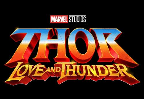 Thor Love and Thunder.