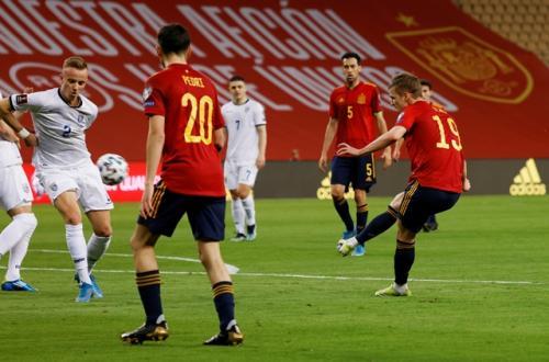 Spanyol vs Kosovo