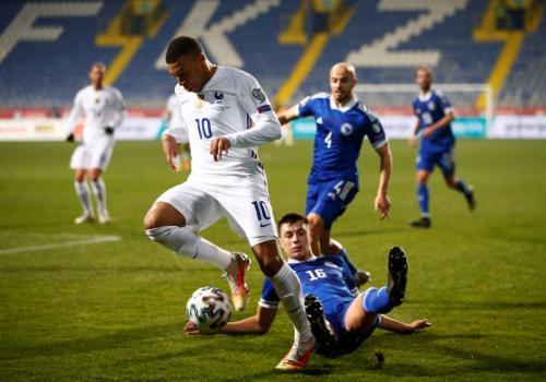 Bosnia & Herzegovina vs Prancis