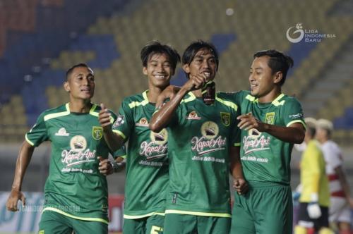 Persebaya Surabaya (Foto: Liga Indonesia Baru)