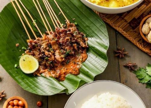 Sate Matang Khas Aceh
