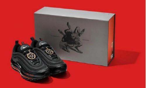 sepatu setan