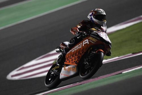 Jeremy Alcoba gagal finis (Foto: MotoGP)