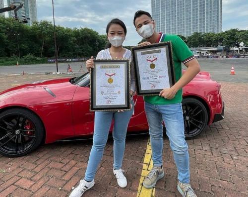 GM Irene Kharisma dan Raffi Ahmad