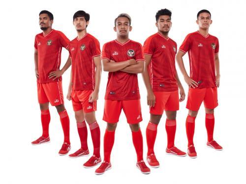 Jerseyl Timnas Futsal Indonesia