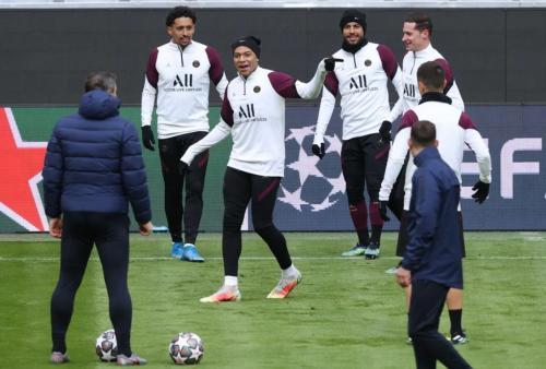 Para pemain PSG