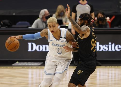 Toronto Raptors vs LA Lakers