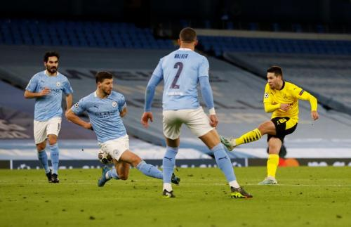 Borussia Dortmund siap balas dendam (Foto: Reuters/Phil Noble)