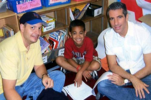 Danny, Kevin dan Pete
