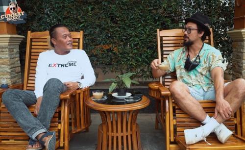 Sule dan Denny Sumargo