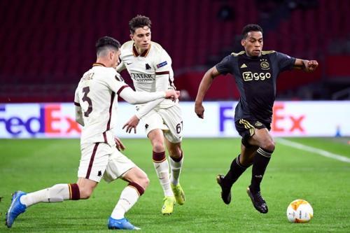 AS Roma vs Ajax Amsterdam