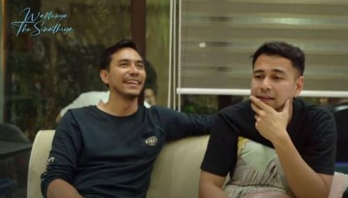 Darius dan Raffi Ahmad