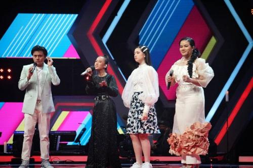 Final The Voice Kids Indonesia. (Foto: Instagram/@thevoicekidsgtv)