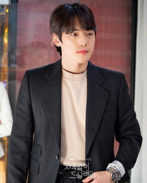 Kim Jung Hyun saat menjadi cameo dalam drama Dinner Mate. (Foto: JTBC)