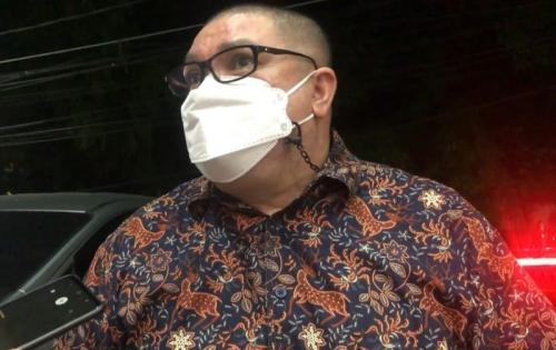 Razman Arif Nasution. (Foto: MNC Portal Media)