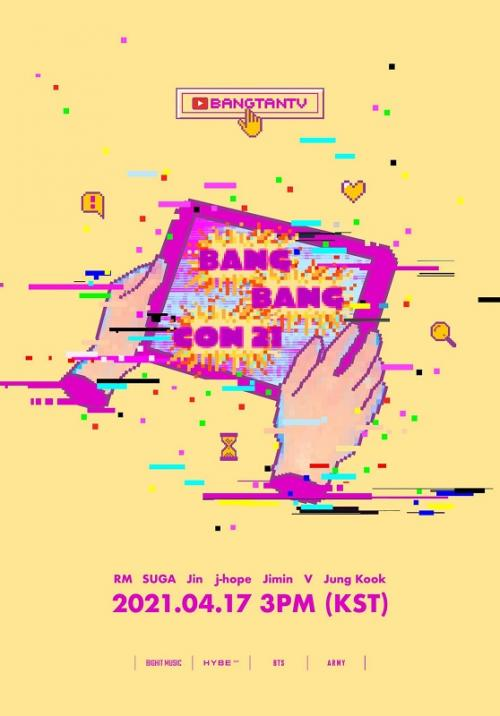 BTS BANG BANG CON.