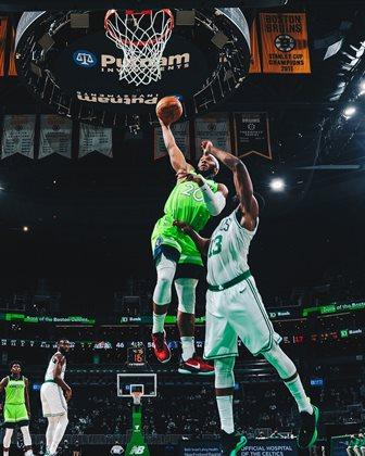 Celtics vs Timberwolves