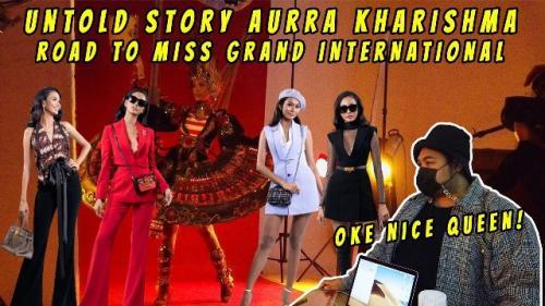 Ivan Gunawan temani Aurra Kharisma photoshoot. (Foto: YouTube Ivan Gunawan)