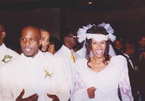 DMX dan mantan istri