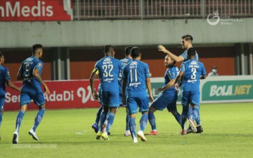 Persib Bandung (Foto: Liga Indonesia Baru)