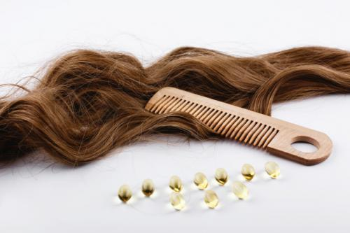 Rambut wanita. (Foto: Freepic Diller/Freepik)