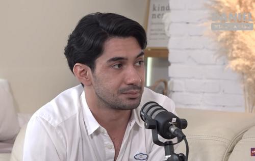Reza Rahadian. (Foto: YouTube/Daniel Mananta Network)