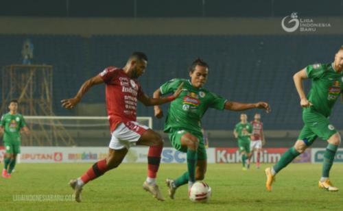 PSS Sleman vs Bali United