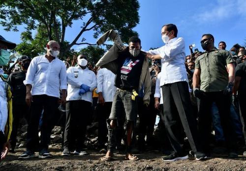 Jaket Jokowi