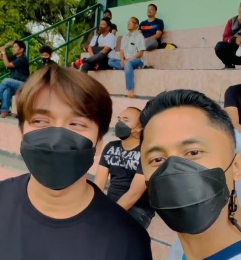 Hengky Kurniawan dan Billy Syahputra. (Foto: Instagram/@hengkykurniawan)