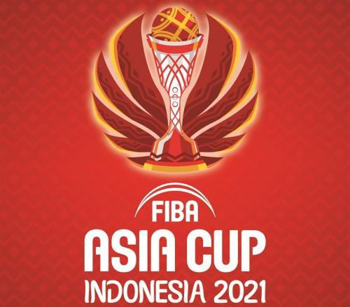 Logo resmi FIBA Asia 2021