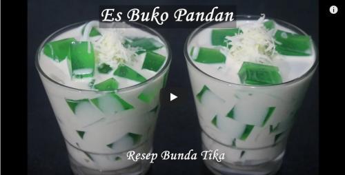 Es Buko Pandan