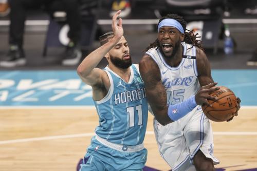 Charlotte Hornets vs LA Lakers