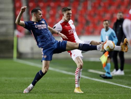 Slavia Praha vs Arsenal