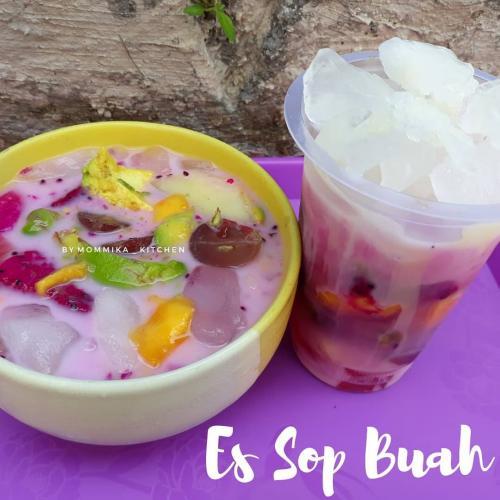 es sop buah