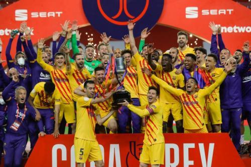 Para pemain Barcelona