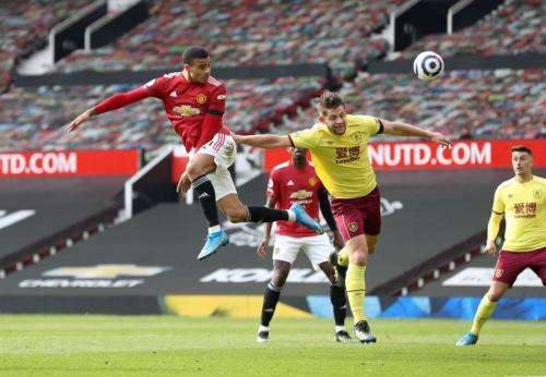 Man United vs Burnley