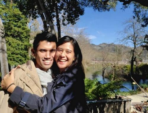 Dian dan suami