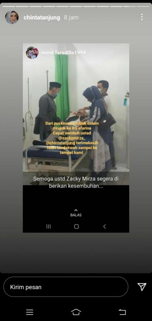 Ustadz Zacky Mirza