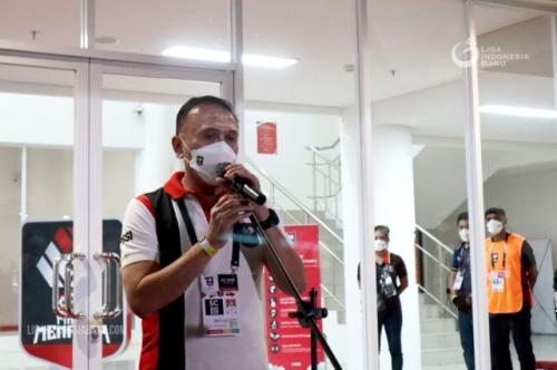 Mochamad Iriawan (Foto: Liga Indonesia Baru)