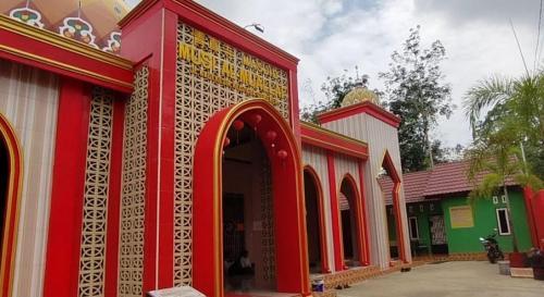 Masjid Musi Al Muallaf