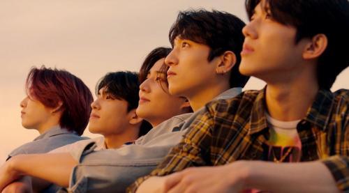 DAY6 rilis album baru. (Foto: JYP Entertainment)