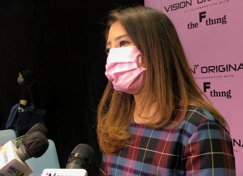 Valencia Tanoesoedbjo, CEO The F Thing. (Foto: MNC Portal Media/Dimas)