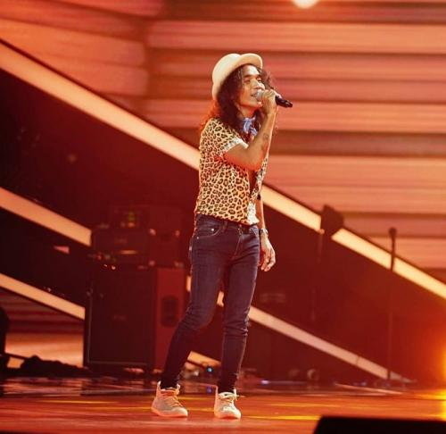 Slank duet dengan Rimar Callista di Grand Final Indonesian Idol Special Season. (Foto: Instagram/@indonesianidolid)