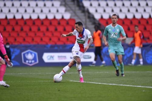 PSG vs Angers