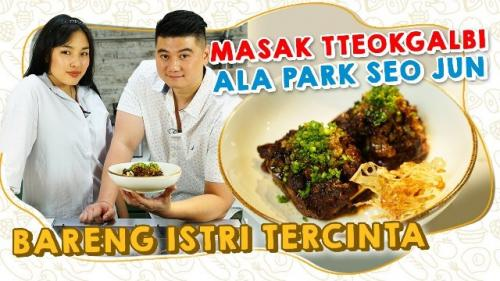Chef Arnold Poernomo berbagi resep menu sahur dan buka puasa. (Foto: YouTube Arnold Poernomo)