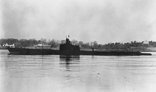 USS Granadier. (Foto: Angkatan Laut AS)