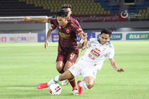 PSM vs PSS (Foto: Liga Indonesia Baru)