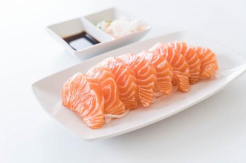 Ikan salmon. (Foto: Topntp26/Freepik)
