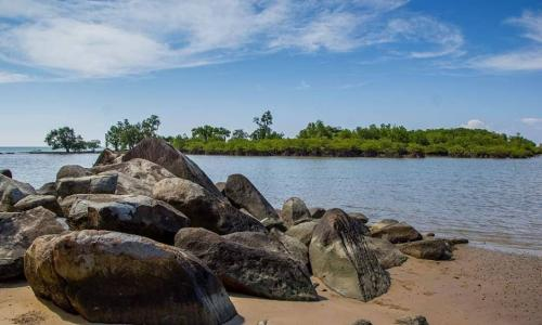 Geopark Belitung